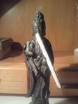 仏像とたばこ